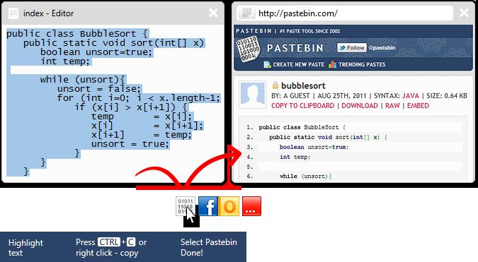 click to - Pastebin